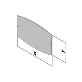 Přední panel EC50-650-3