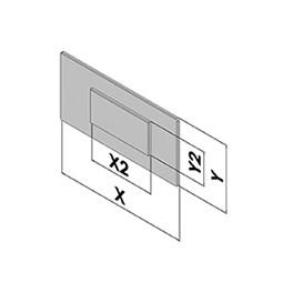 Přední panel EC50-640-5