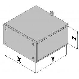 Plastová skříňka EC30-410-04