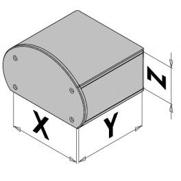 Plastová skříňka EC30-410-6