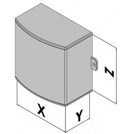 Plastová skříňka EC30-470-34