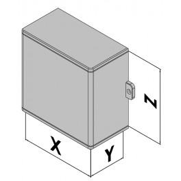 Plastová krabička EC30-470-04