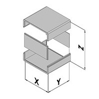 Multifunkční krabička EC10-1xx