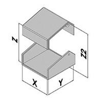 Krabička na stůl EC41-2xx