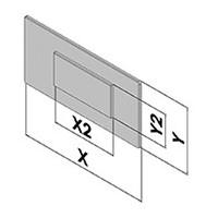Přední panel EC50-6xx