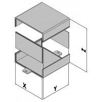 Krabička na stěnu EC10-1xx
