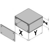 Krabička s dvířky EC30-4xx