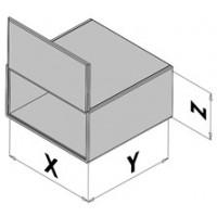 Krabička s dveřmi EC30-8xx